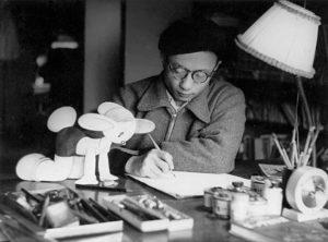 scschilder les 5 Osamu Tezuka