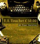 V.A. Voucher 50,00 euro