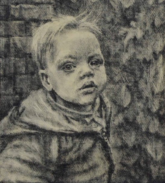 portret Kay Joel